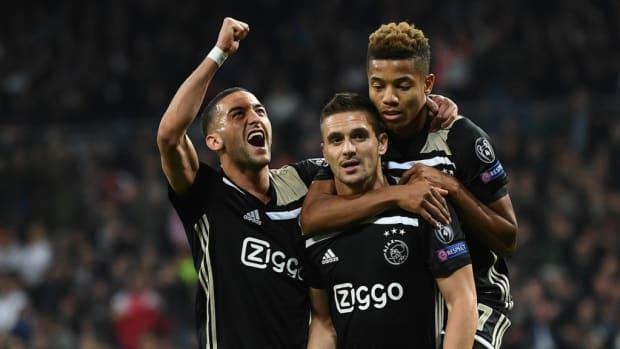 Ajax Star Dismisses Exit Rumors Amid Manchester United Links