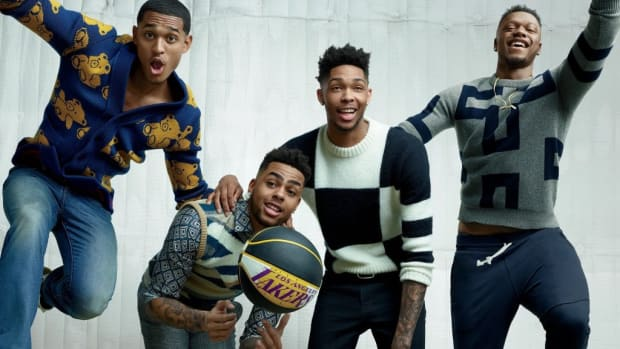 NBA Fans Argue Who Is The Best Player In This Pic: Clarkson, Russell, Ingram, Or Russell