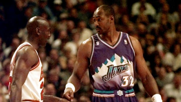 Karl Malone And Byron Russell Were The Only Players Who Declined To Participate In The Last Dance Documentary