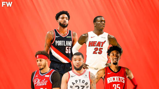 Top 10 Best Undrafted NBA Players Today
