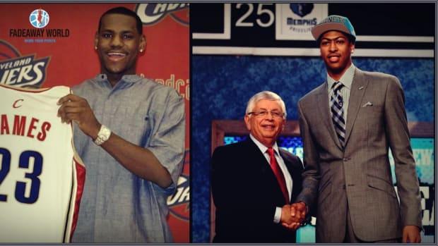 Best 1st pick NBA Draft