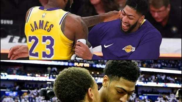 NBA Rumors: Zach Lowe Predicts Anthony Davis Will Leave New Orleans Next Summer