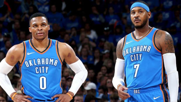 Oklahoma City Thunder Have The Most Expensive Roster In NBA History