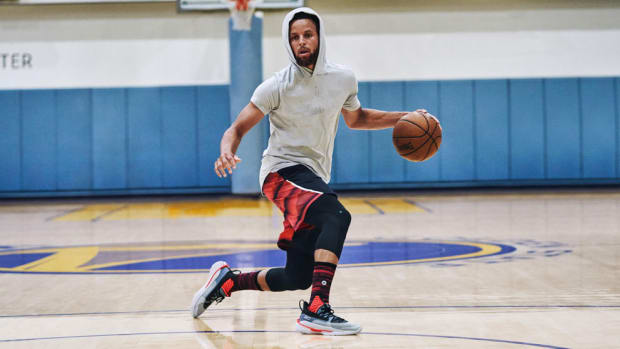 Stephen Curry Will Have His Own Brand At Under Armour, Just Like Michael Jordan And Nike