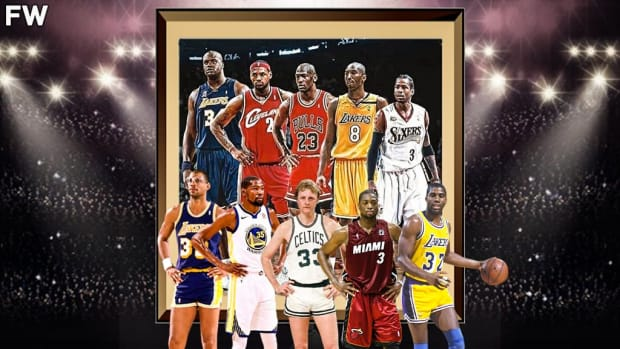 The Only Superteam That Can Beat Shaq's Unbeatable 5