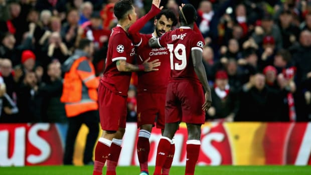 Firmino Salah Mane Liverpool