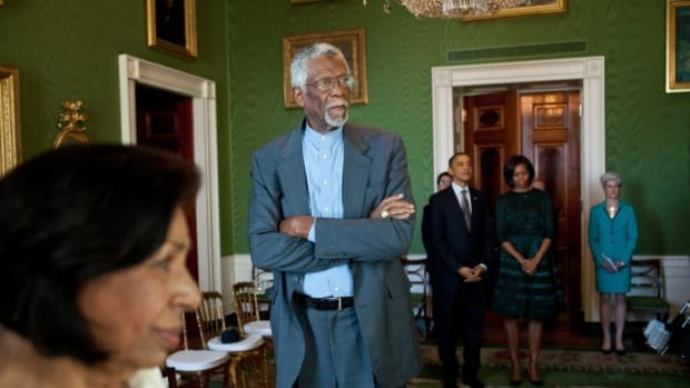 Bill Russell Takes A Huge Shot At Donald Trump: 'You Are Divisive And A Coward.'