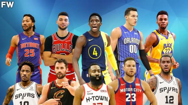 10 NBA Stars That Could Leave Their Teams This Season