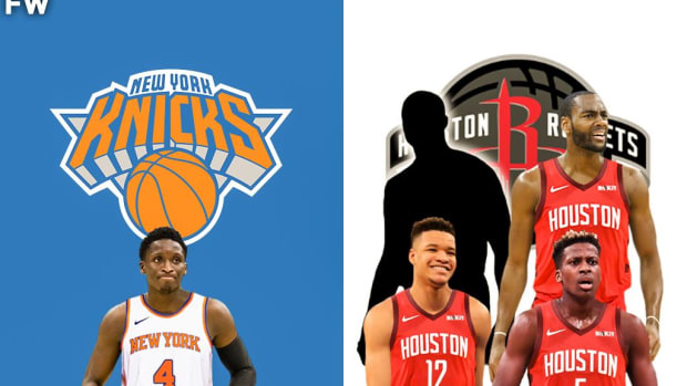 NBA Rumors: New York Knicks Could Acquire Victor Oladipo For Three Players And A Future Pick