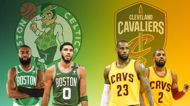 """Tristan Thompson Compares Jaylen Brown And Jayson Tatum With LeBron James And Kyrie Irving: """"They Put The Time In And The Effort In And Like They Say You Know What You Put Into The Game, It Comes Back And You Reap The Benefits."""""""