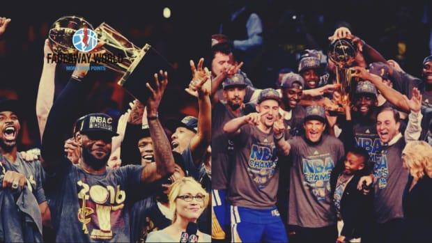Cavaliers-Warriors