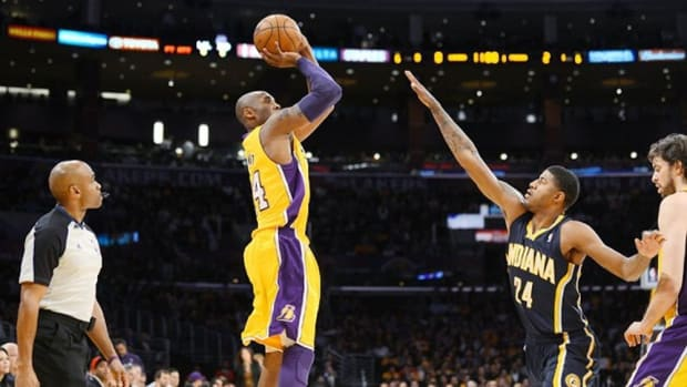 """Brian Scalabrine On Kobe Bryant: """"He Was Probably The Greatest Shot Creator Or Tough Shot Maker That Ever Played The Game."""""""
