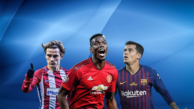 Latest Soccer Transfer Rumors: Philippe Coutinho, Paul Pogba And Antoine Griezmann