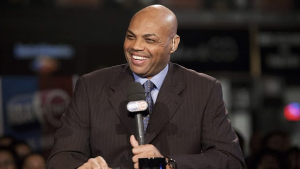 """Charles Barkley: """"I Don't Like The All Star Fan's Vote. Remember What Happened Last Time When We Let Them Make A Big Decision? White House."""""""