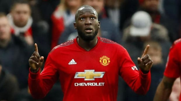 Manchester United To Pay £70 Million For Romelu Lukaku Replacement