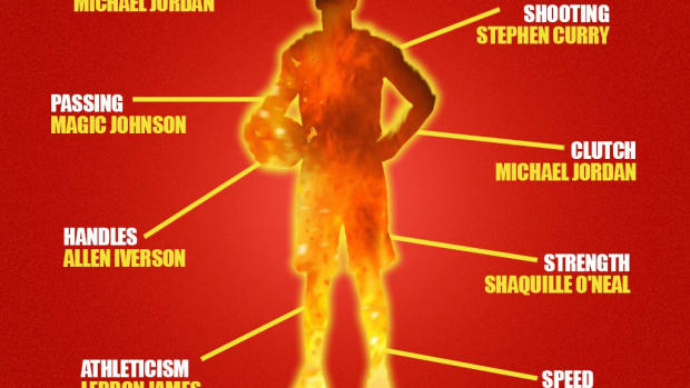 LaVar Ball Builds The Perfect NBA Player: Michael Jordan Mentality, LeBron James Athleticism