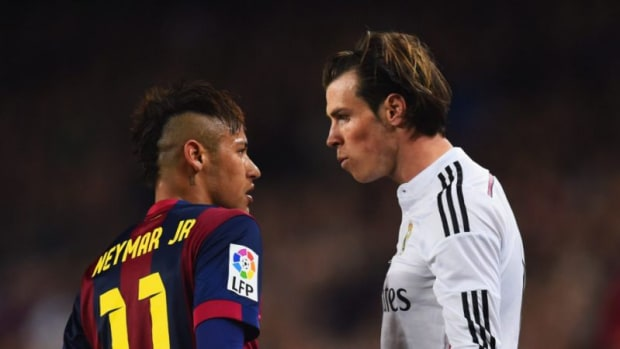 Bale Neymar