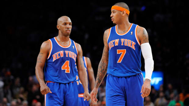 Chauncey Billups Explains Why Carmelo Anthony Isn't In The NBA Anymore