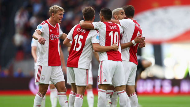 Ajax Star Set To Join Premier League This Summer On A Potential €35 Million Transfer