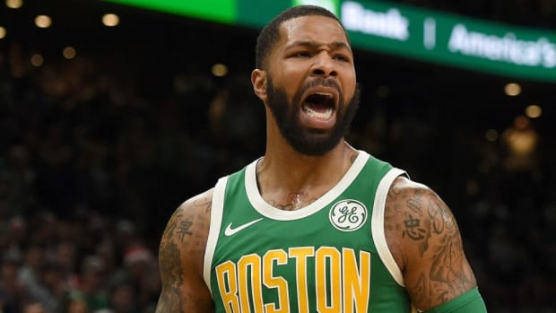 Marcus Morris Agrees To Join San Antonio Spurs On 2-Year Deal