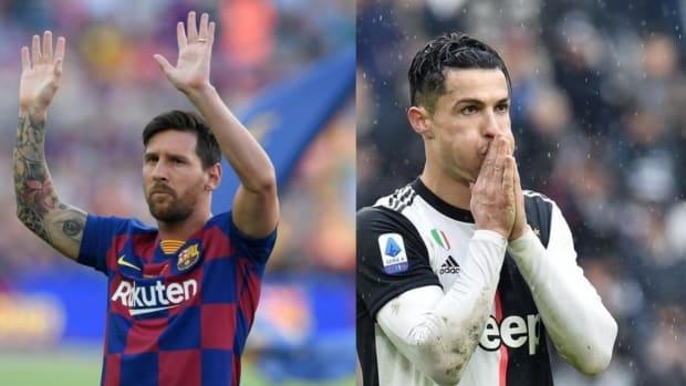 A Supercomputer Ended The Lionel Messi-Cristiano Ronaldo Debate