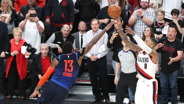 Damian Lillard On His Game 5 Series-Winner Over OKC: 'That Was For Seattle'