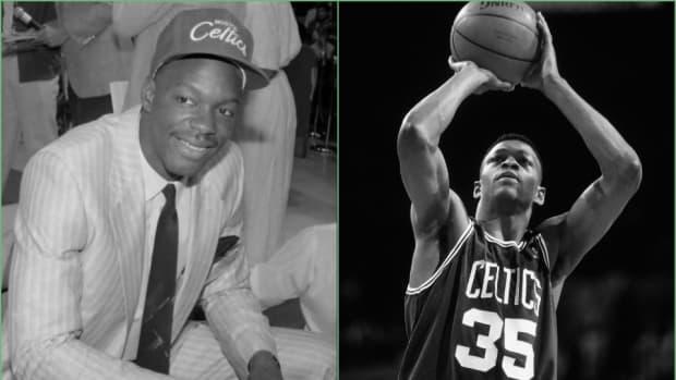 Boston Celtics: The Tragic Deaths Of Len Bias And Reggie Lewis