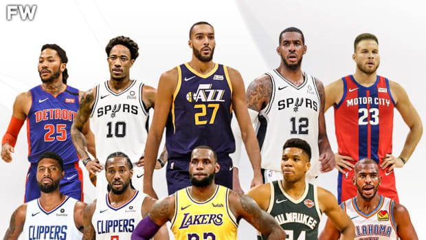 The Most Stacked Free Agency In NBA History: LeBron James, Kawhi Leonard, Giannis Antetokounmpo