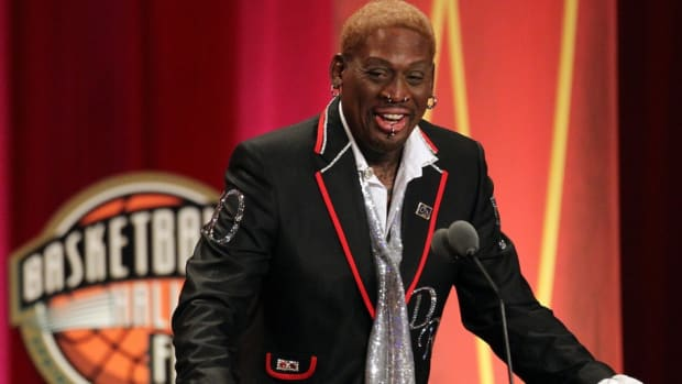 """Dennis Rodman Was Very Emotional On His Biggest Regret As NBA Player: """"I Wish I Was A Better Father"""""""