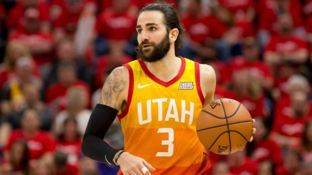 Phoenix Suns Sign Ricky Rubio On 3-year Deal