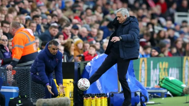 Jose Mourinho Makes Bizarre Claims About Ball Used In Tottenham FA Cup Tie