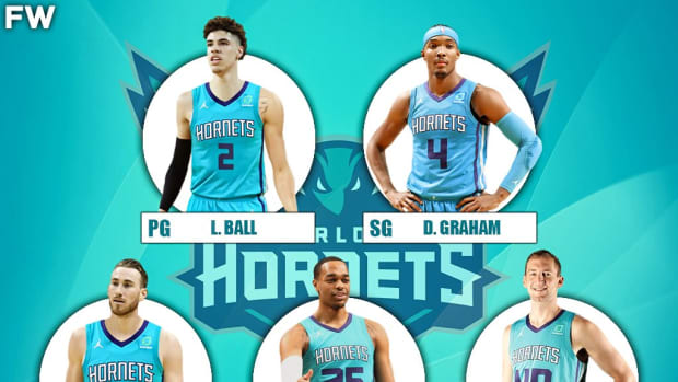 The 2020-21 Projected Starting Lineup For The Charlotte Hornets