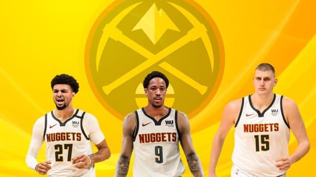 NBA Rumors: The Denver Nuggets Should Create A Big Three With A Trade For DeMar DeRozan
