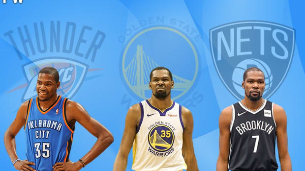 """""""Kevin Durant Is Gonna Have His Jersey Retired For 3 Different Teams,"""" Says NBA Fan"""