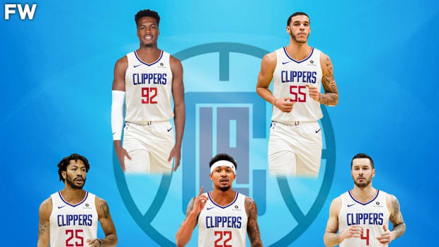 NBA Rumors: 5 Best Targets For The Los Angeles Clippers Right Now