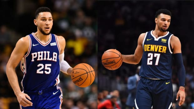 NBA Rumors: Zach Lowe Suggests Blockbuster Trade Between Sixers And Nuggets