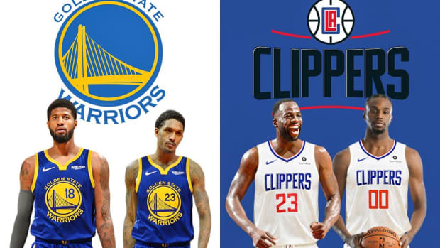 The Crazy Blockbuster Trade That Could Be Perfect For The Warriors And Clippers