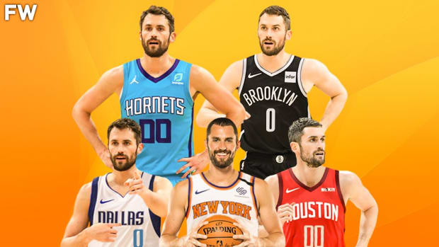 NBA Rumors: 5 Best Trade Packages For Kevin Love