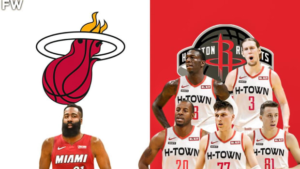 The Most Realistic Blockbuster Trade: Miami Heat Can Land James Harden For 5 Players