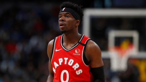 Raptors' Terence David Arrested In New York After Allegedly Assaulting A Woman