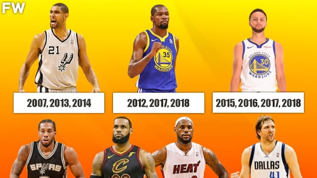 LeBron James And The Hardest NBA Finals Competition That He Had