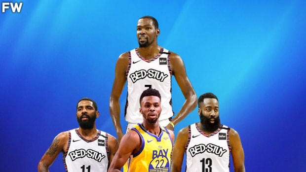 Andrew Wiggins Is The Best ISO Scorer This Season: Better Than Irving, Durant, And Harden