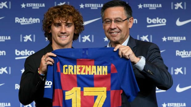 Antoine Griezmann Claims He Doesn't Owe An Apology To Anybody For Going To Barcelona