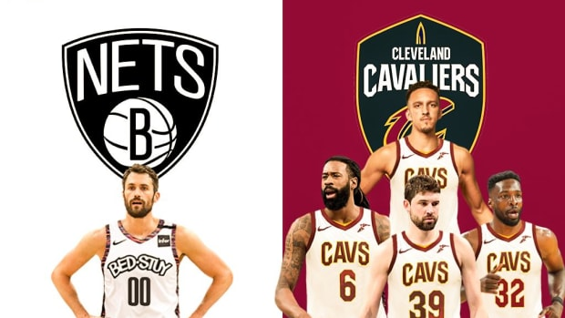 NBA Rumors: Brooklyn Nets Must Send Out 4 Players For Kevin Love