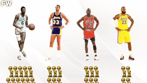 The Only 4 Players Who Have Won 4 Championships And 4 MVPs