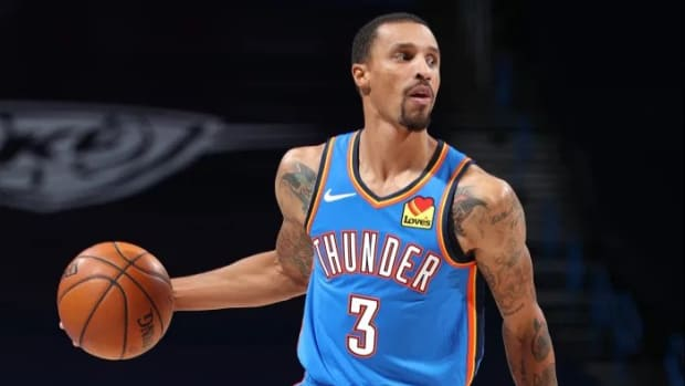George Hill Flames The NBA For Strict COVID-19 Protocols- I'm A Grown Man, So I'm Going To Do What I Want To Do. If It's That Serious Maybe We Shouldn't Be Playing.