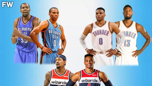 'Kevin Durant, Paul George And Bradley Beal Were At Their Best Alongside Russell Westbrook', Says NBA Fan