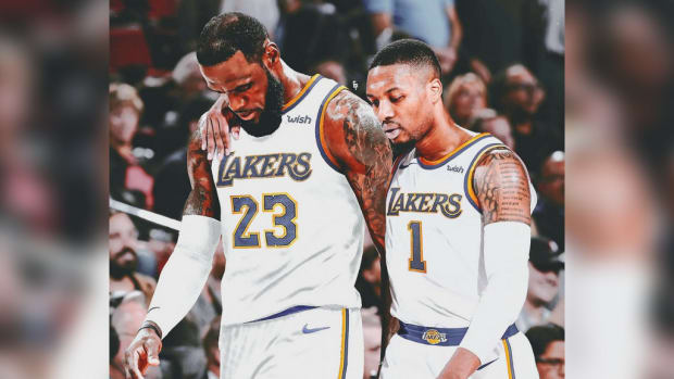 5 Reasons Why Damian Lillard Should Play For The Los Angeles Lakers
