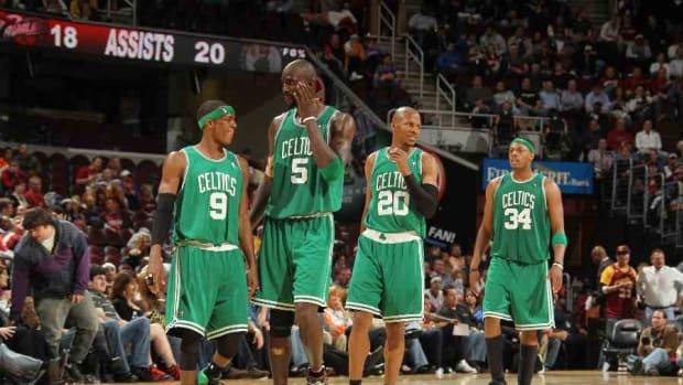 How Kevin Garnet Saved Boston Celtics' Big 4 And Rajon Rondo