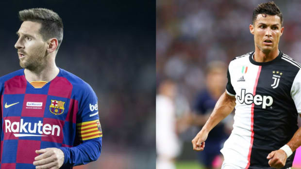 Lionel Messi Named The Best Footballer In Europe, Ronaldo Not In Top 10 On Controversial List